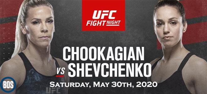 Katlyn Chookagian vs. Antonina Shevchenko UFC Betting Analysis with Odds