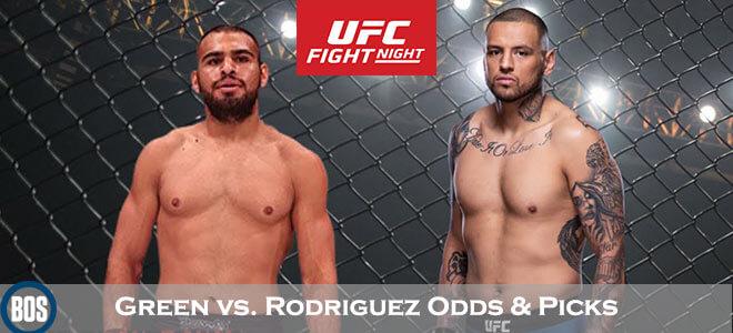 UFC on ESPN 9 Betting: Daniel Rodriguez vs. Gabriel Green Odds and Predictions