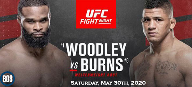 UFC Fight Night Full Main Card Betting Odds and Analysis (May 30, 2020)