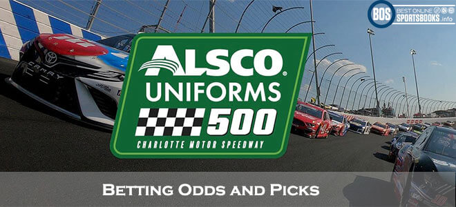 2020 Alsco Uniforms 500 Betting Odds and Predictions