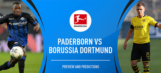 Borussia Dortmund vs. Paderborn - Bundesliga Betting preview