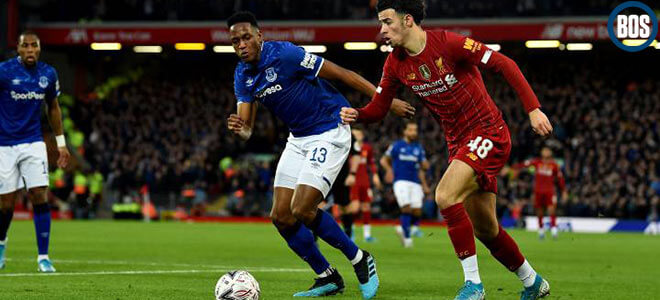 Everton vs. Liverpool Betting Preview and analysis