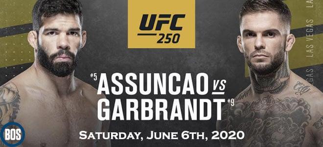 Raphael Assuncao vs. Cody Garbrandt UFC 250 Betting Odds and Predictions