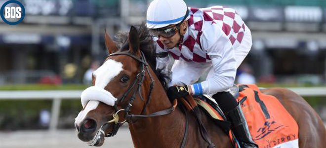 Tiz the Law Top Betting Favorite to win Belmont Stakes 2020