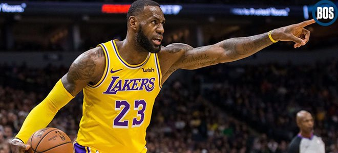 Lakers destiny with LeBron James in the fold