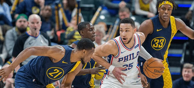 Philadelphia 76ers vs. Indiana Pacers NBA Betting (August 1) Odds, Predictions and Preview