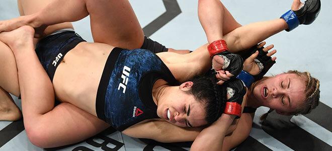 Amanda Ribas vs. Paige VanZant UFC 251 Betting Odds and Picks