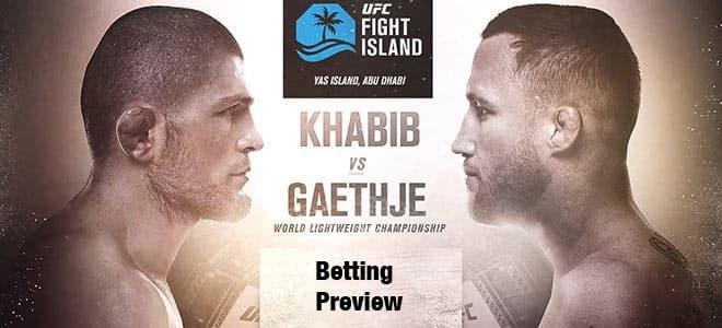 Justin Gaethje vs. Khabib Nurmagomedov - UFC 253 Updated Odds and Predictions