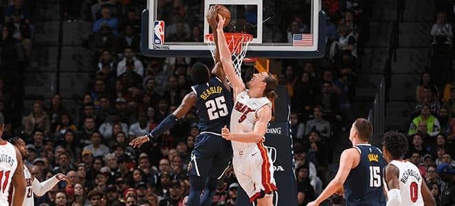 Miami Heat vs. Denver Nuggets NBA betting odds and predictions