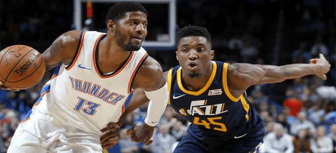 Utah Jazz vs. Oklahoma Thunder NBA betting preview, odds and picks
