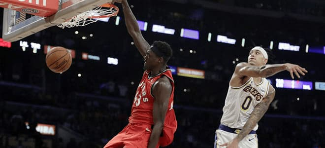 Los Angeles Lakers vs. Toronto Raptors Basketball Betting odds, preview and picks
