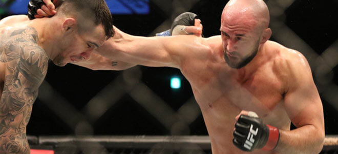 Volkan Oezdemir vs. Jiri Prochazka UFC 251 Odds, Picks and Preview