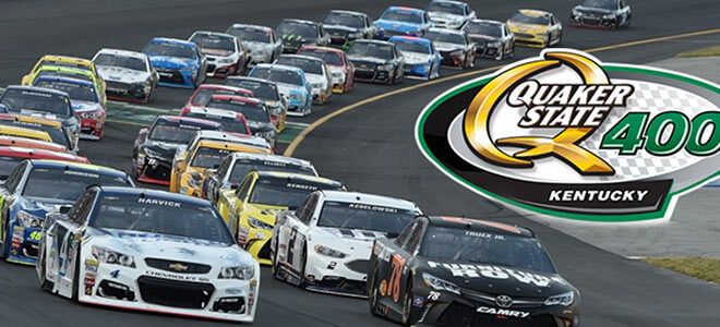 NASCAR Betting: Harvick and Hamlin Will Be Challenged in Kentucky