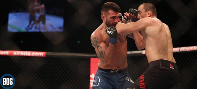 Elizeu Zaleski dos Santos vs. Muslim Salikhov - UFC 251 Betting Preview