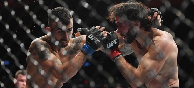 Danny Henry vs. Makwan Amirkhani UFC 251 Latest odds and predictions