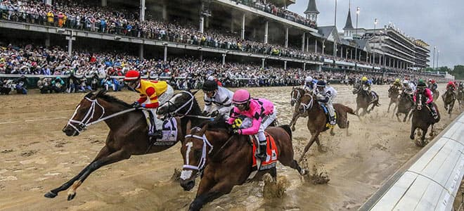 2020 Kentucky Derby Horse Racing Betting Odds