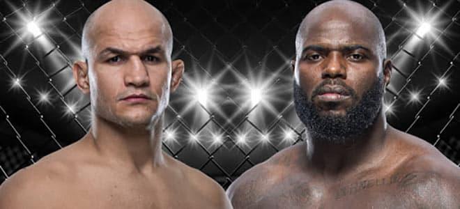 Junior Dos Santos vs. Jairzinho Rozenstruik UFC 252 Best Bets and Odds