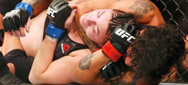 Felice Herrig vs. Virna Jandiroba - UFC 252 Betting preview