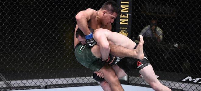 John Dodson vs. Merab Dvalishvili Bantamweight UFC 252 Betting Predictions