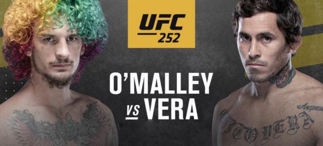 Sean O'Malley vs. Marlon Vera UFC 252 Betting Odds and Predictions