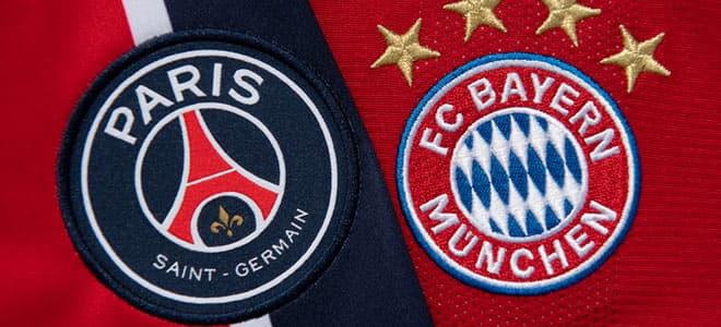 Paris Saint-Germain vs. Bayern Munich Champions League Final Betting predictions