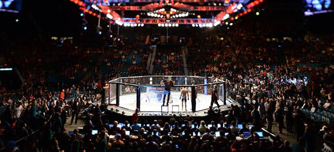 Full UFC / MMA betting fight analysis and odds