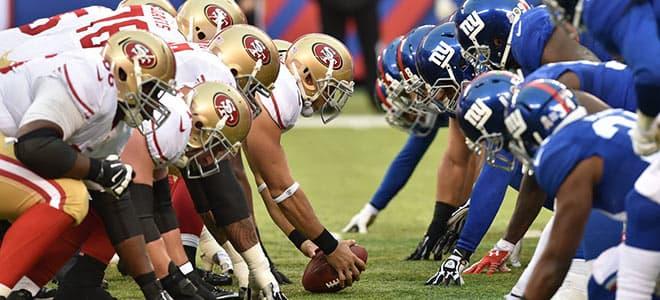 San Francisco 49ers vs. New York Giants NFL best bets