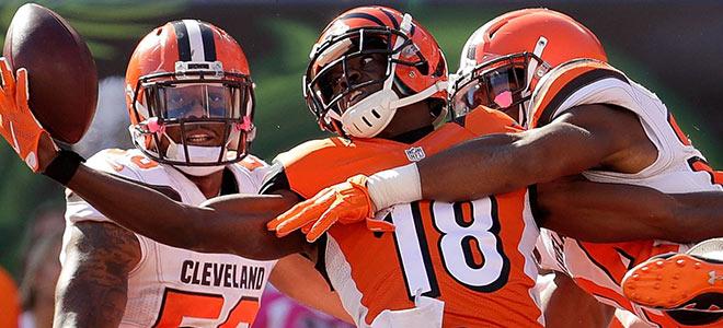 Cleveland Browns vs. Cincinnati Bengals NFL Betting predictions