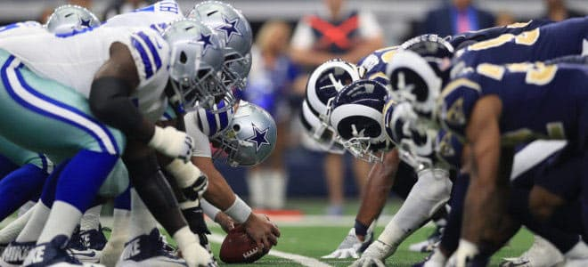 Dallas Cowboys vs. Los Angeles Rams NFL Betting Predictions and Betting Lines