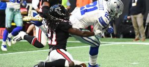 Atlanta Falcons vs. Dallas Cowboys NFL Week 2 Odds, Picks and Game Predictions