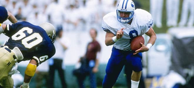 BYU Cougars vs. Navy Midshipmen NCAAF Betting Preview and Odds
