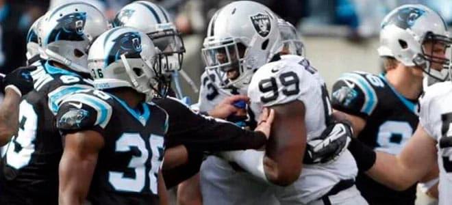 Las Vegas Raiders vs. Carolina Panthers betting preview, odds and picks