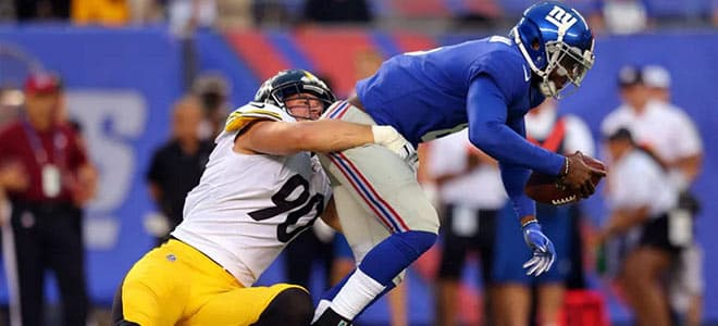 Pittsburgh Steelers vs. New York Giants NFL Betting preview and best bets