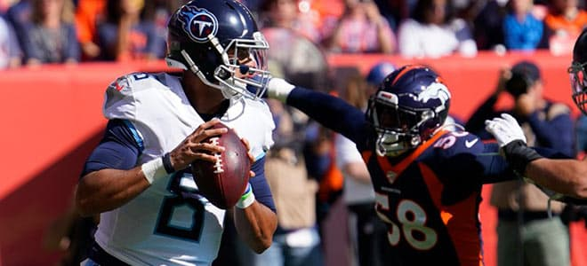 Tennessee Titans vs. Denver Broncos Betting Picks and Odds