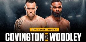 Tyron Woodley vs. Colby Covington UFC Fight Night Betting Predictions, Odds and Overview