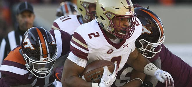 Boston College Eagles vs. Virginia Tech Hokies NCAA Football Odds and Picks