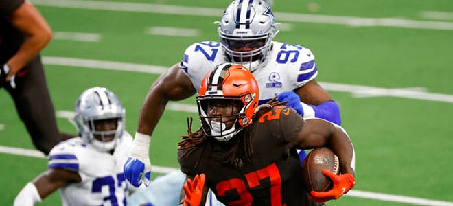 Indianapolis Colts vs. Cleveland Browns NFL betting preview, odds and picks