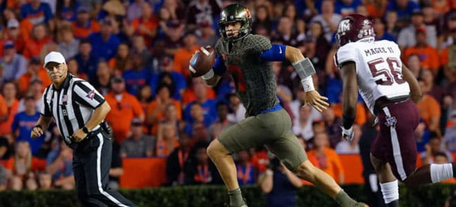 Florida Gators vs. Texas A&M Aggies College Football betting odds and picks