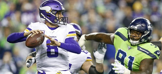 Minnesota Vikings vs. Seattle Seahawks NFL best bets, odds and picks