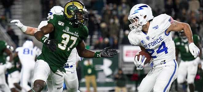 Colorado State vs. Air Force College Football best bets and odds