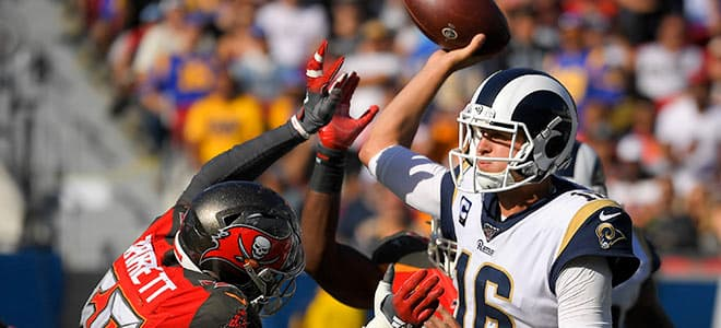 NFL Betting: Los Angeles Rams vs. Tampa Bay Buccaneers Odds and Picks
