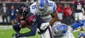 Texans vs. Lions NFL Thanksgiving Game Odds, Picks and Predictions