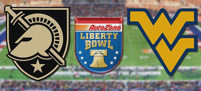 2020 Liberty Bowl Odds: West Virginia vs. Army Betting picks and predictions