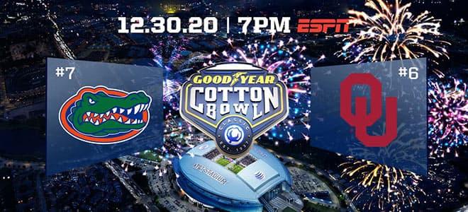 2020 Cotton Bowl Betting: Florida vs. Oklahoma Odds and Picks
