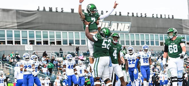 Tulane Green Wave College Football Betting