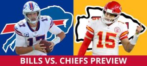 NFL Conference Predictions: Bills vs. Chiefs Betting Odds, Picks and Analysis