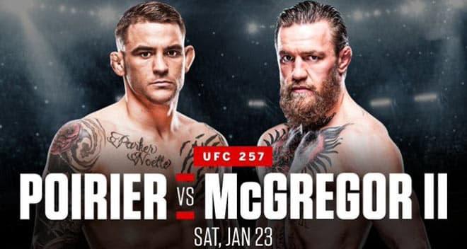 UFC 257 Betting: Conor Mcgregor vs. Dustin Poirier Odds and Picks