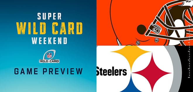 NFL Wild Card: Cleveland Browns vs. Pittsburgh Steelers Odds and Picks