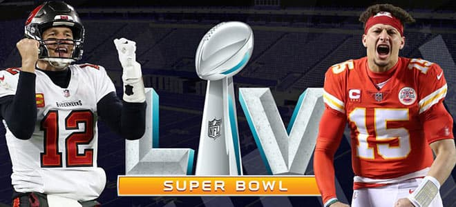 Super Bowl LV: Kansas City Chiefs vs. Tampa Bay Buccaneers Odds and Picks