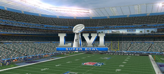 Super Bowl LVI Betting Favorites